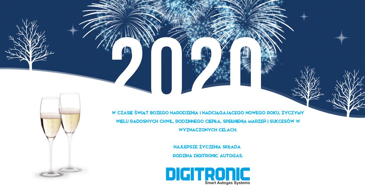 Wesołych Świąt i Szczęśliwego 2020!